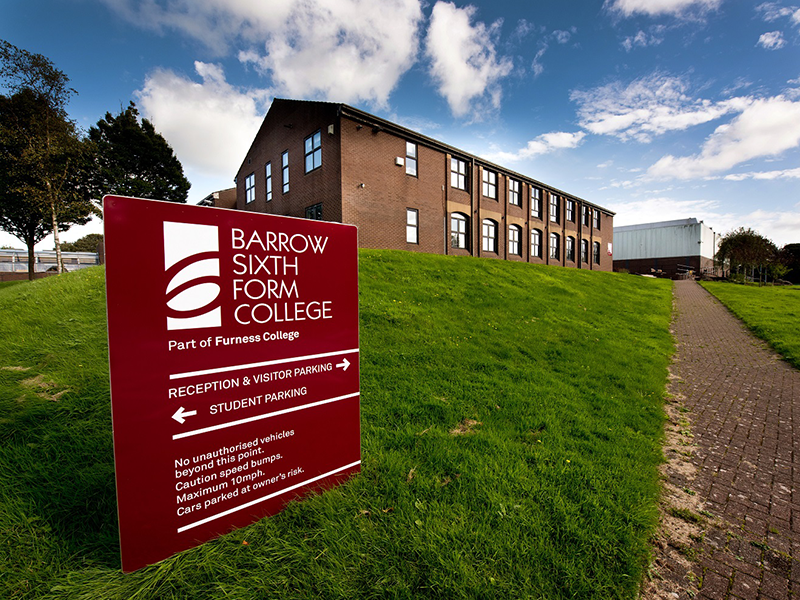 Beaumont College Barrow Building